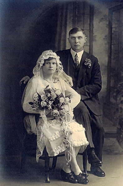 Maria and Cornelius married in Saskatchewan