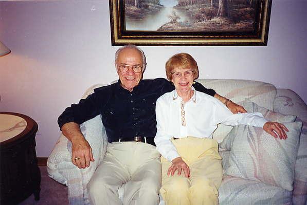Wilma & Al Oliver Year: March 10, 2000