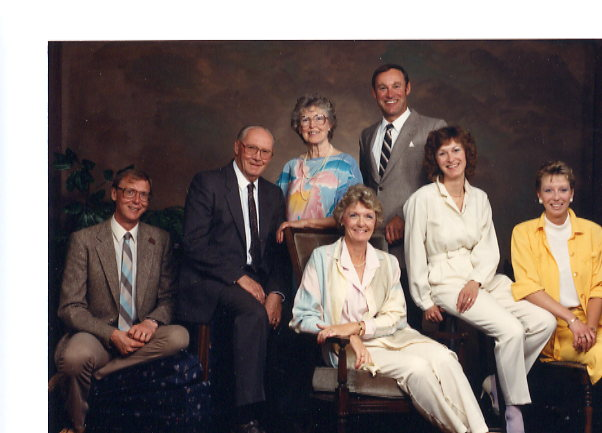 Fitton family Year: 1987 Place Name: Nipawin