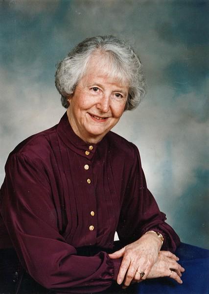 Gladys Hall