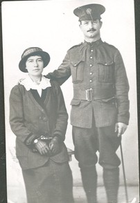 Paula and Evan, Married Year: December 1, 1915