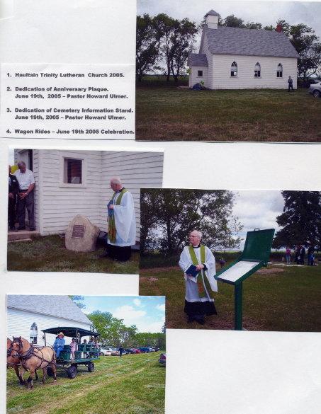 Haultain Trinity Lutheran Church, 100th Anniversary Year: 2005 Place Name: Saskatoon, SK