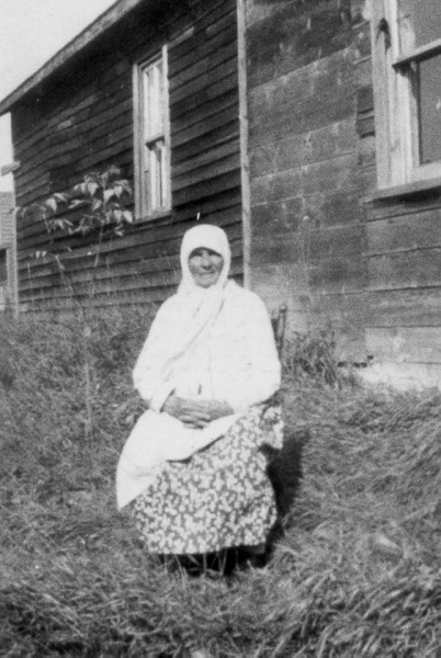 Mary Holowachuk Year: ca 1930 Place Name: Preeceville Image Source: Unknown