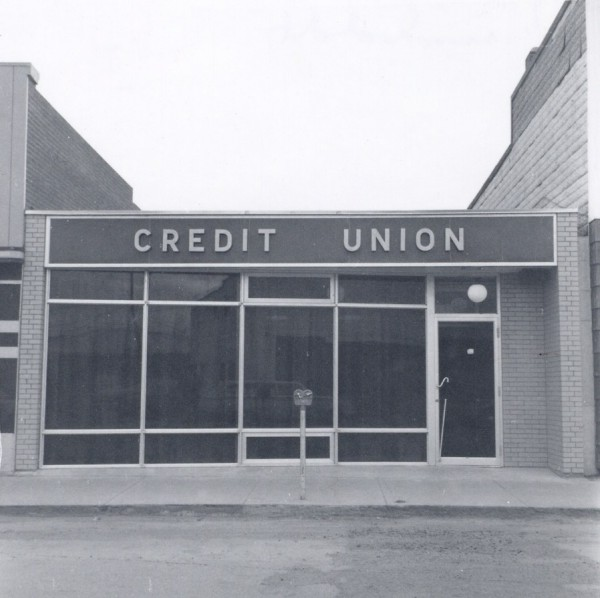 First Building - 607 9th Street Humboldt Credit Union's new location at 607 9th Street.