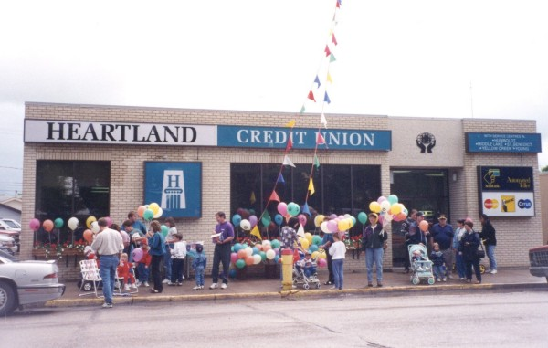 Community Traditions Heartland Credit Union continues its community traditions, getting involved in such events as annual parades and festivals.