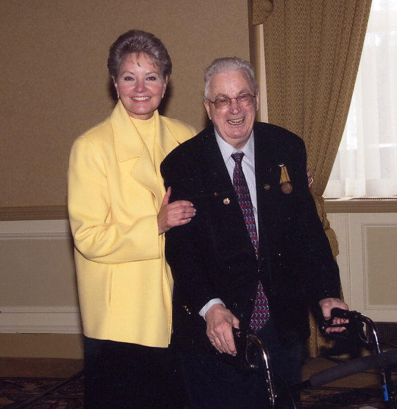 Willard and Lt. Governor Lynda Haverstock