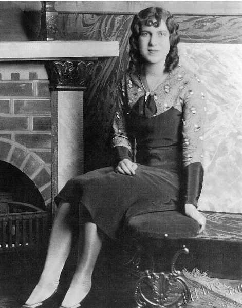 Agnes Catherine Hackl at 18 Year: 1930