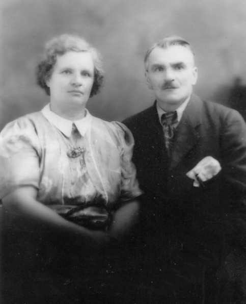 John George and Maria Lozinsky