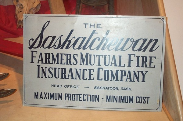 Company sign used 1913 - 1933