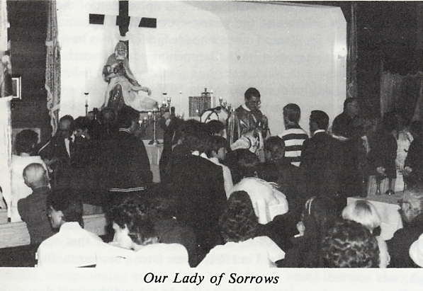 Our Lady of Sorrows Place Name: Cudworth, SK
