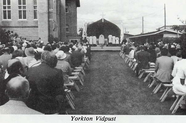 Yorkton Vidpust Place Name: Yorkton, SK