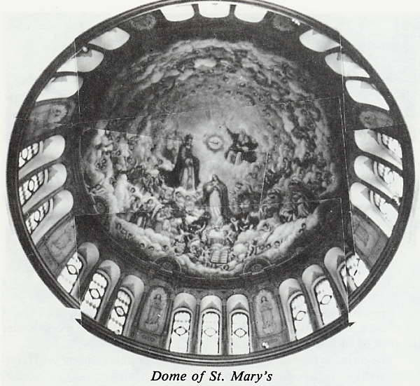 Dome of St. Mary's Place Name: Yorkton, SK