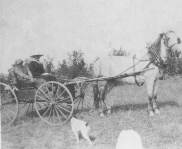 Start Family Year: 1917 Mode of travel.