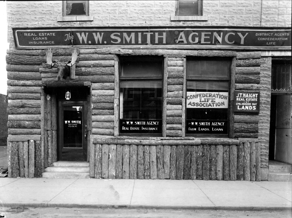W. W. Smith Agency Building